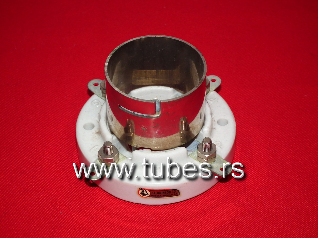 4 Pin Tube Sockets (U4J) NOS for 211 VT-4C 805 845