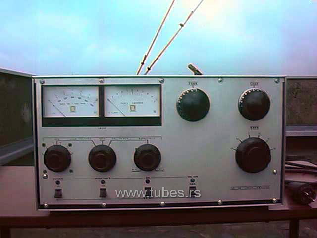 Linear Amplifier 2 x QB5/1750