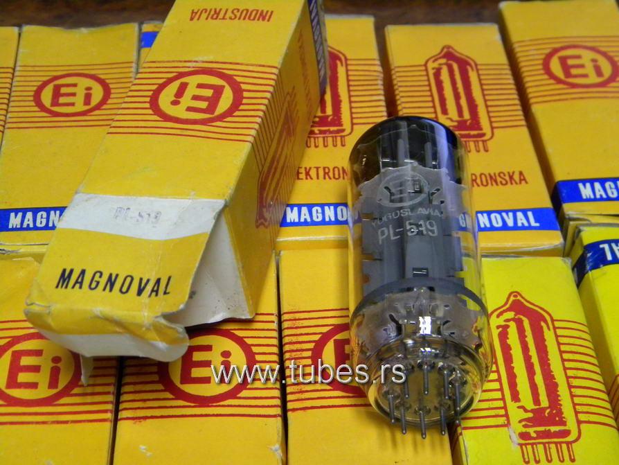 PL519 40KG6 NOS EI Yugoslavia