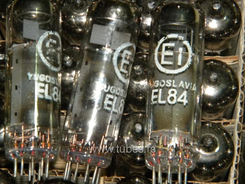EL84 6BQ5 Tungsram