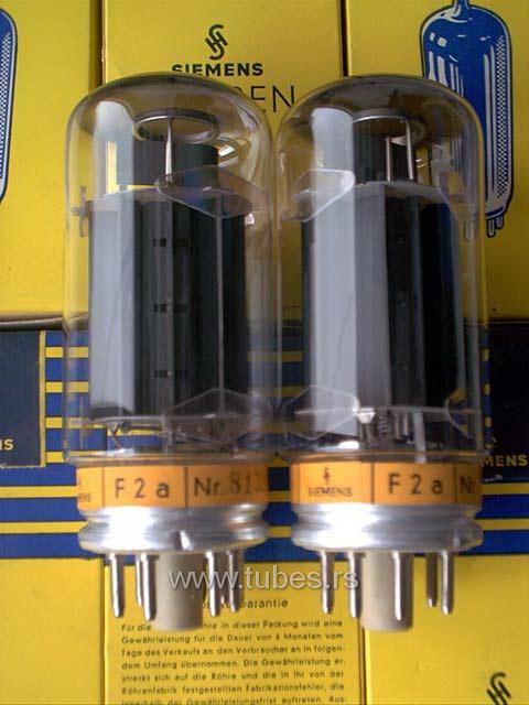 F2A Siemens pentode