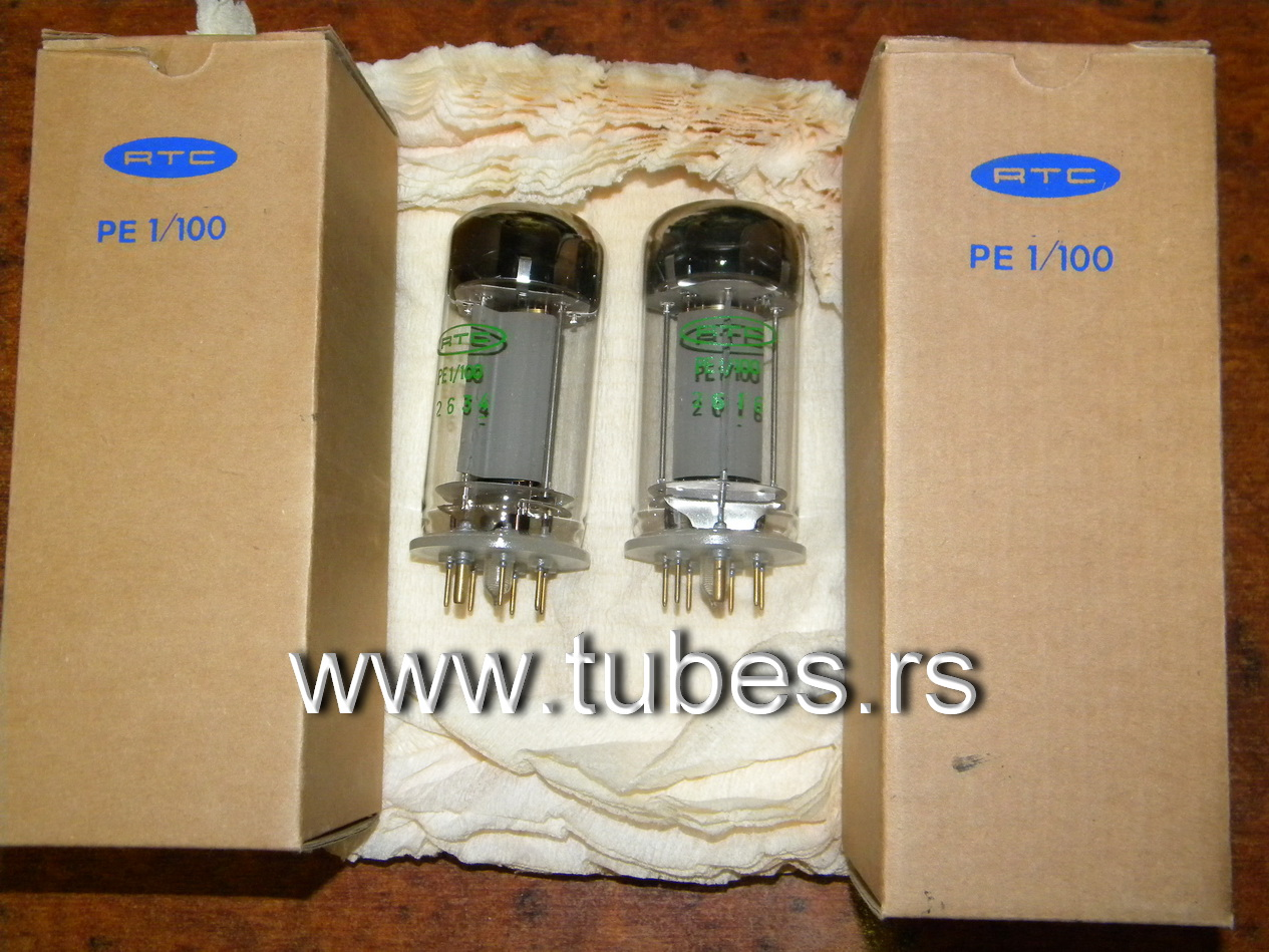 PE1/100 PE 1/100 YL1200 Philips RTC France_Boxes