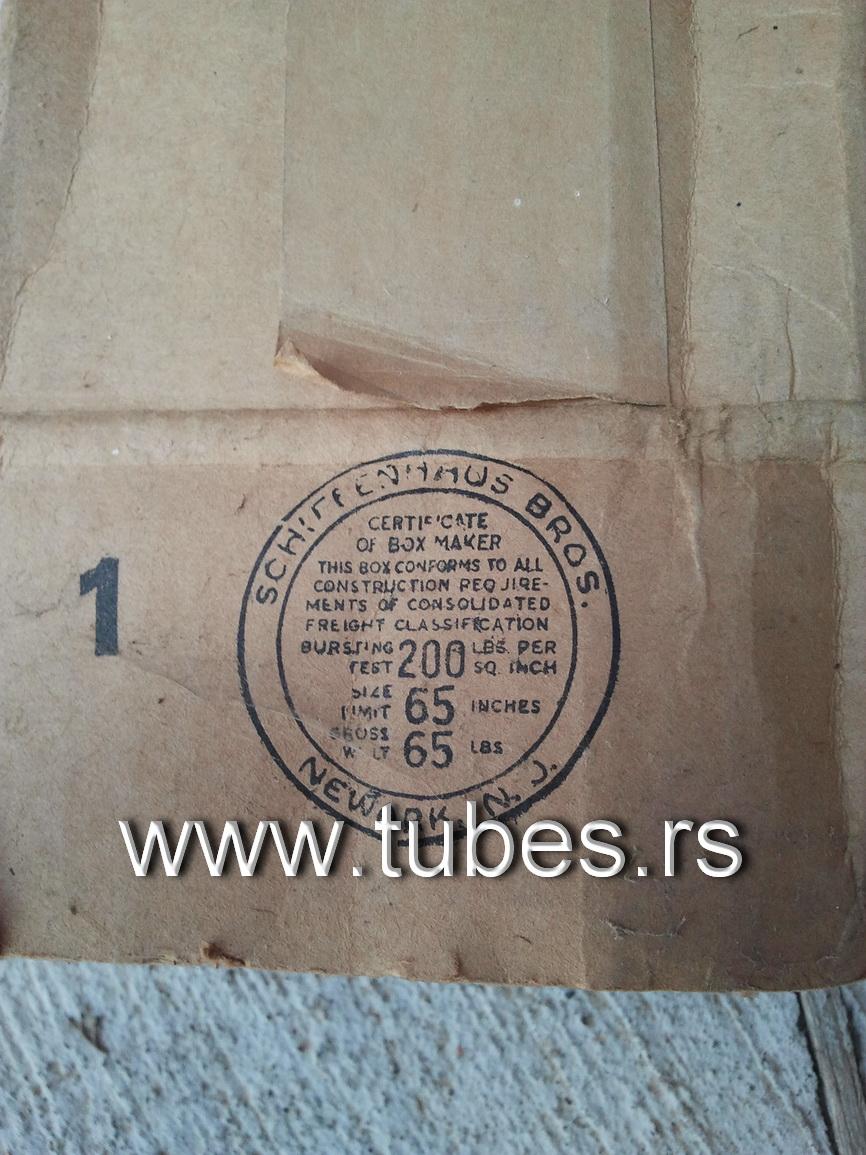211 VT4C United Electronics NOS boxes original