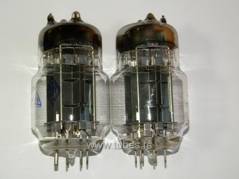 6S33S 6C33C Russian triode 6S33S-V / 6C33C-B