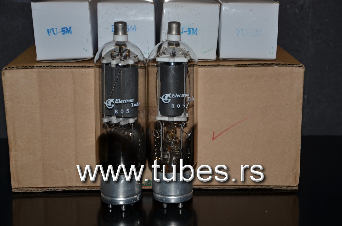 805 DHT Triode