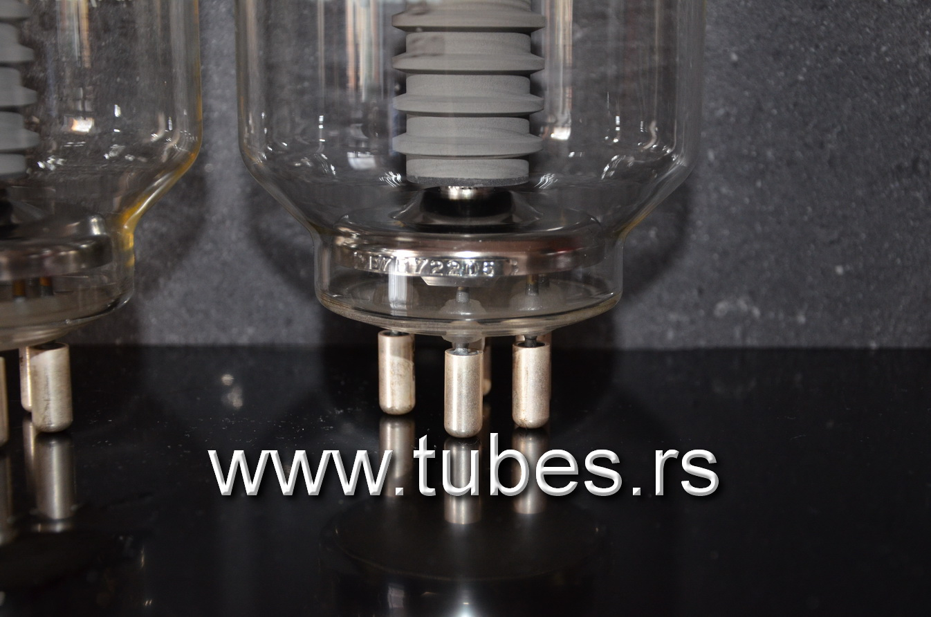 TB4/1250 Philips 5868 Triode