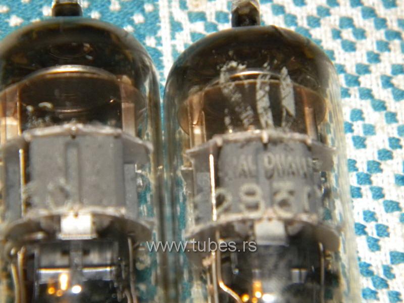 E283CC Philips triple mica