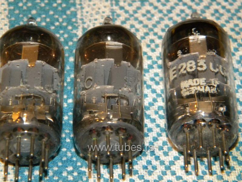 E283CC Siemens Philips triple mica