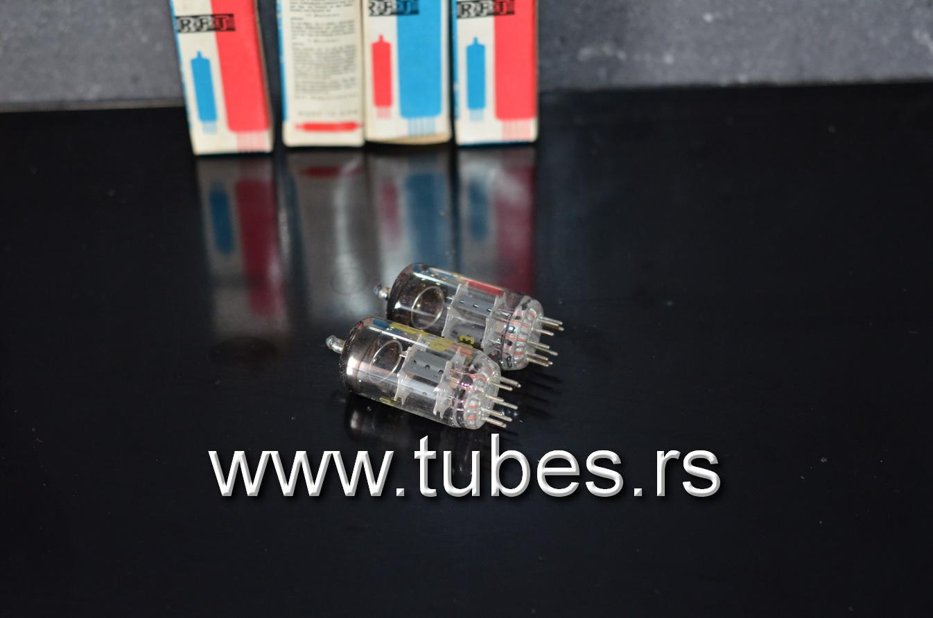 ECC83 / 12AX7, RFT Germany