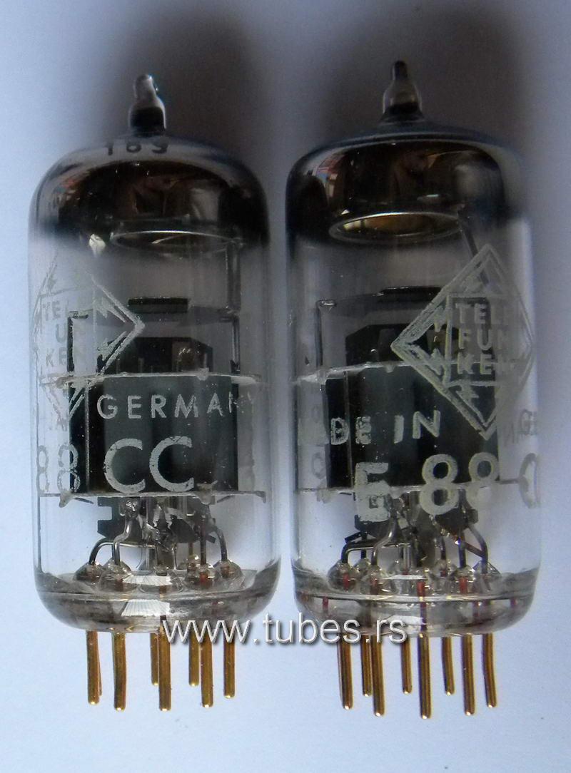 E88CC telefunken type