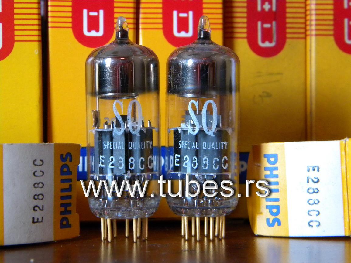 E288cc Siemens Rebranded Philips 8223 Tube Amplifiers Vacuum Schematics Se Ad1 Ecc35 Amplifier