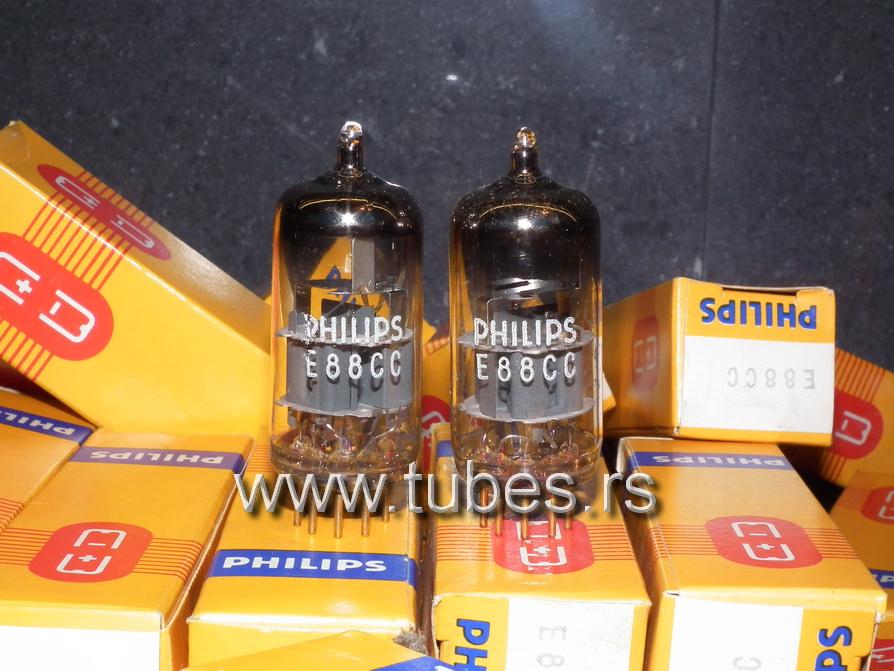 E88CC 6922 Philips Heerlen Holland