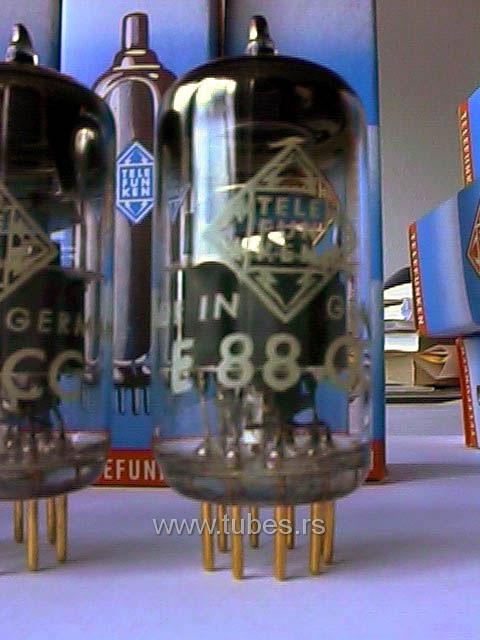 E88CC Telefunken 6922