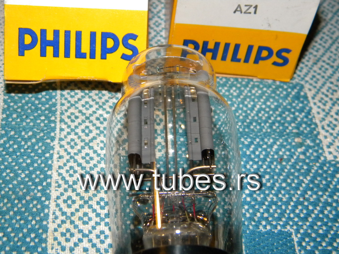 AZ1 Philips full wave rectifier