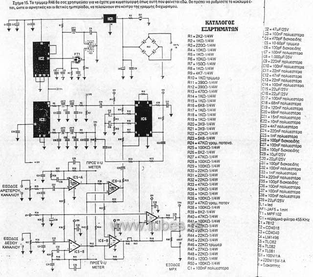 fm stereo coder  mpx generator