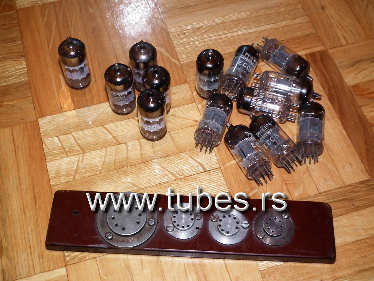 Tube Pins Straightener