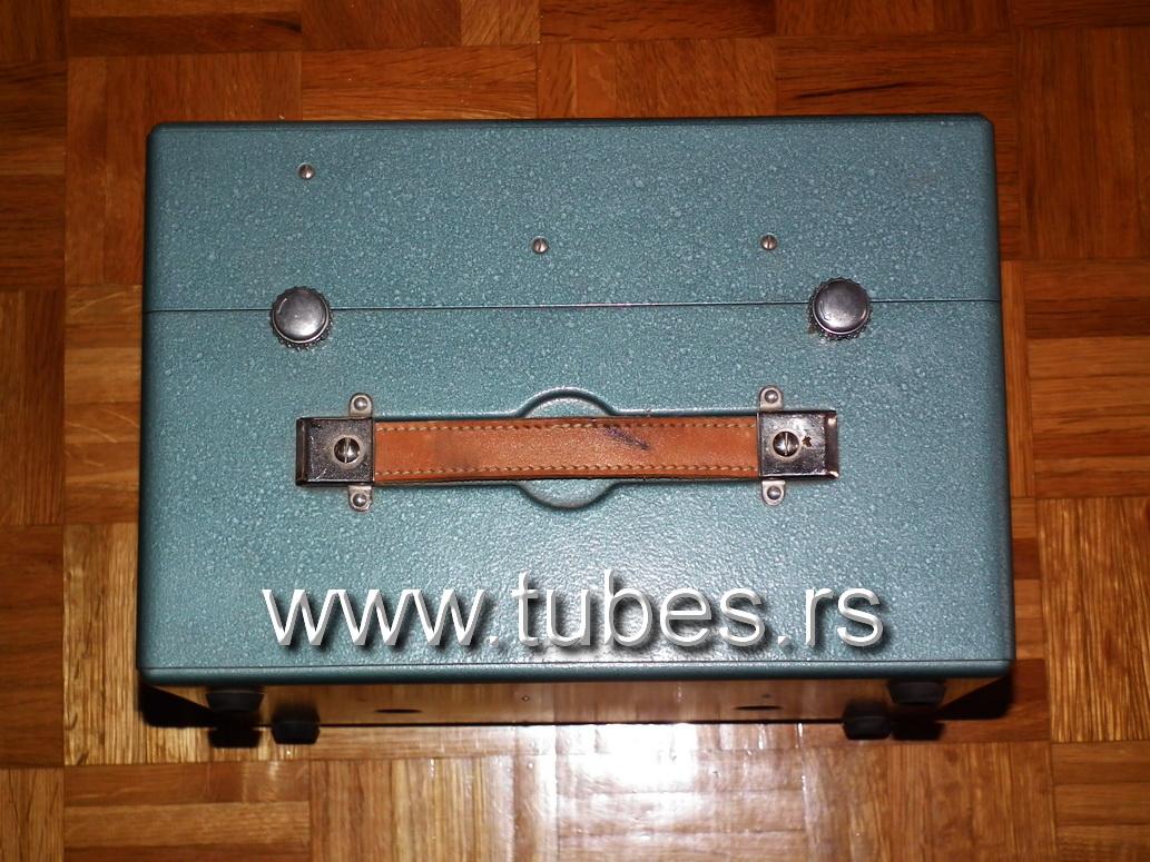 Tesla BM 215 A Tube Tester